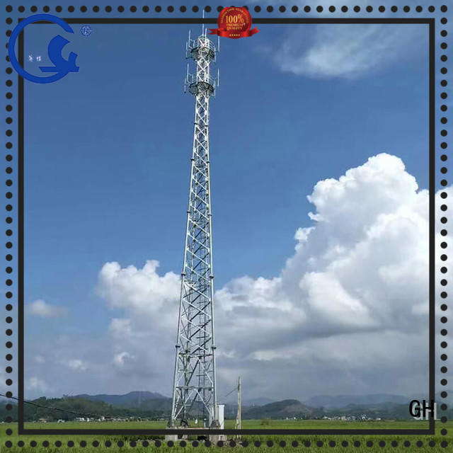 GH mobile tower ideal for communication industy