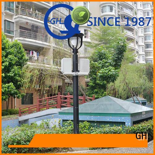GH energy saving smart street light good for lighting management