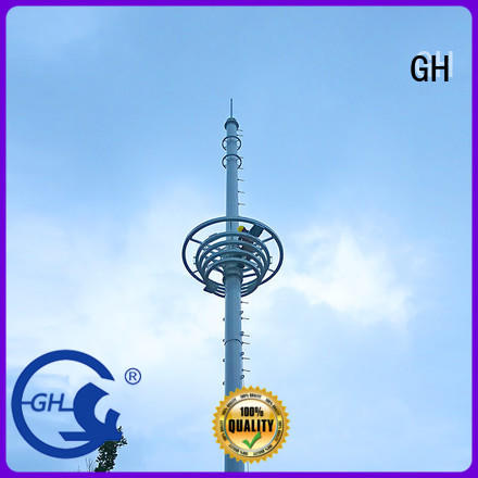 cost saving communications tower ideal for communication industy