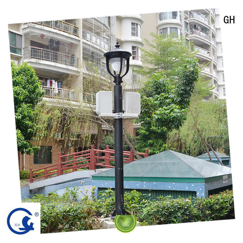 GH advanced technology intelligent street lighting suitable for public lighting