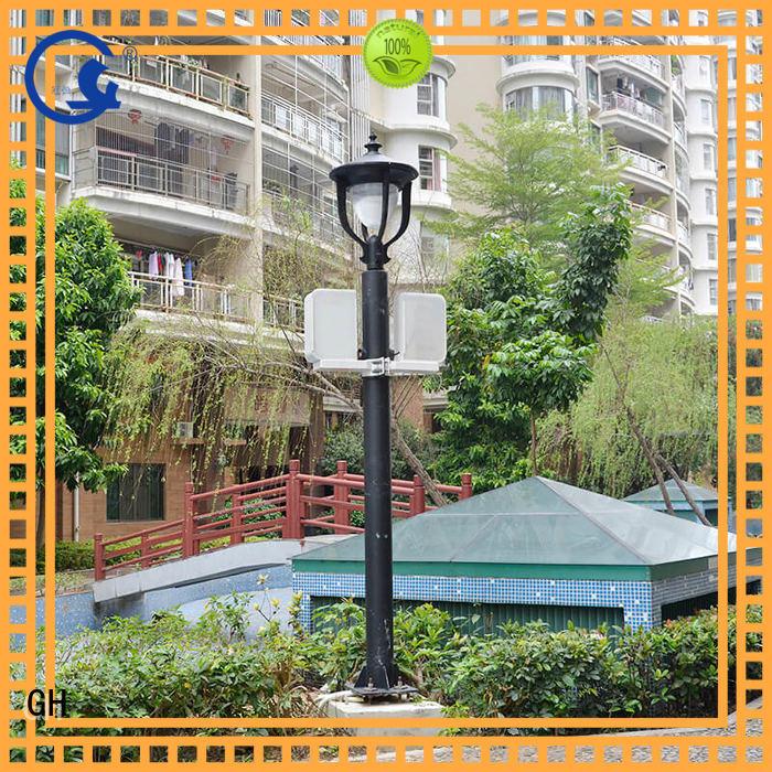 GH efficient intelligent street lighting cost effective for lighting management