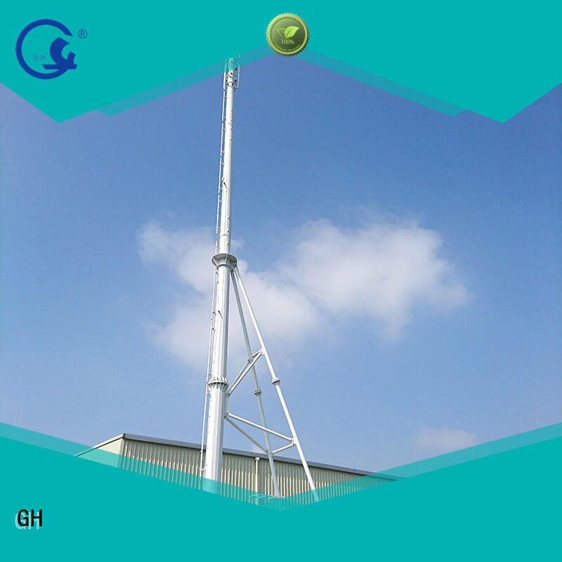 GH strong practicability wireless base station