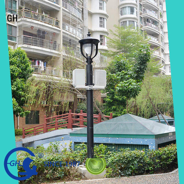 GH energy saving intelligent street lighting ideal for public lighting