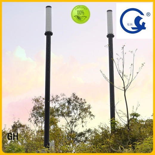 smart street lamp suitable for lighting management GH