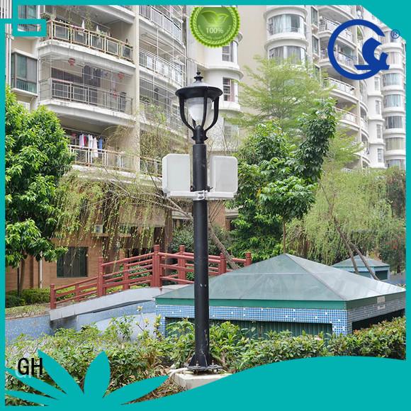 GH energy saving intelligent street lighting good for public lighting