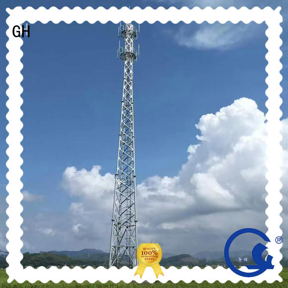 GH cost saving telecommunication tower ideal for comnunication system