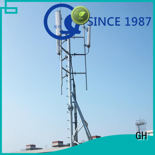 good quality roof tower ideal for communication industry