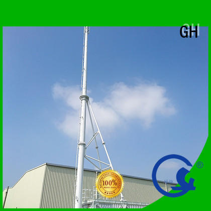 GH convenient assembly integrated tower systems suitable for communication system