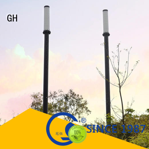 GH smart street light suitable for lighting management