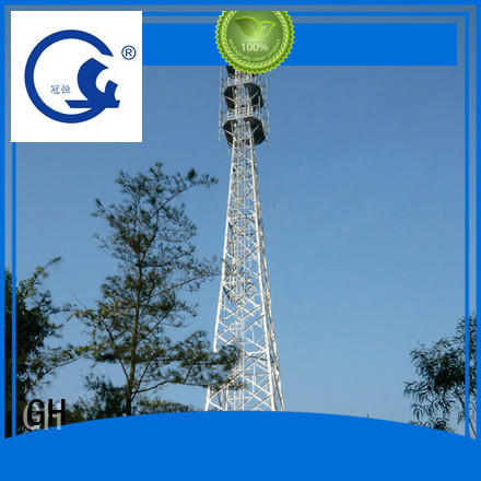 GH good quality angle tower suitable for communication industy