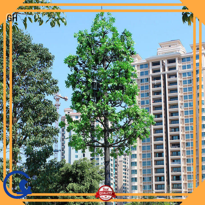 beautiful cell phone tower tree with good quality for cell commnucation