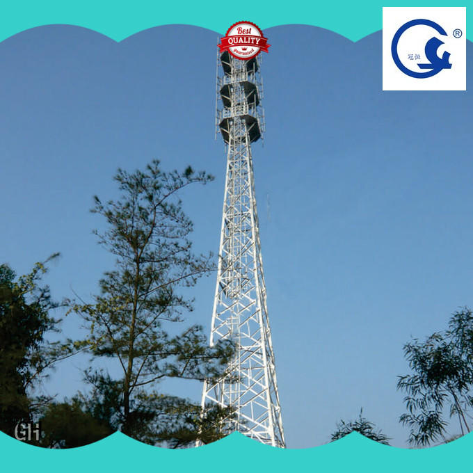 light weight communications tower ideal for communication industy