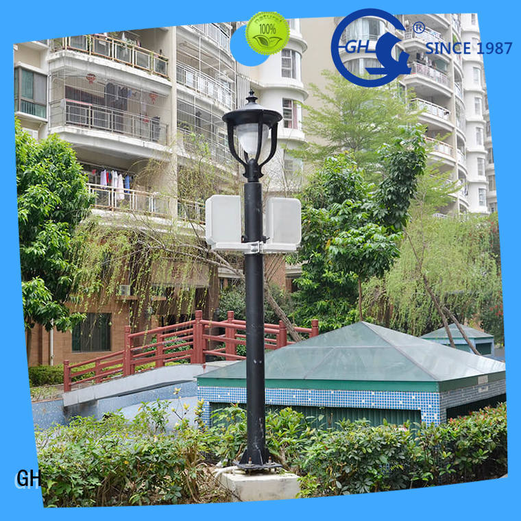 GH aumatic brightness adjustment intelligent street lighting cost effective for