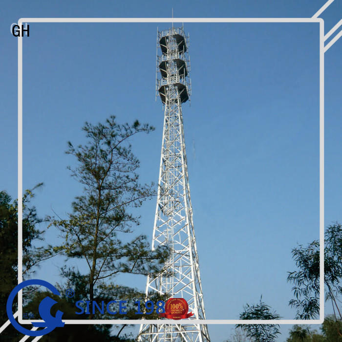 GH camouflage tower suitable for telecommunication