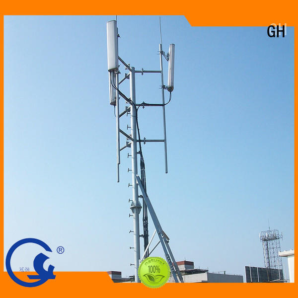 GH rod tower ideal for communication industry