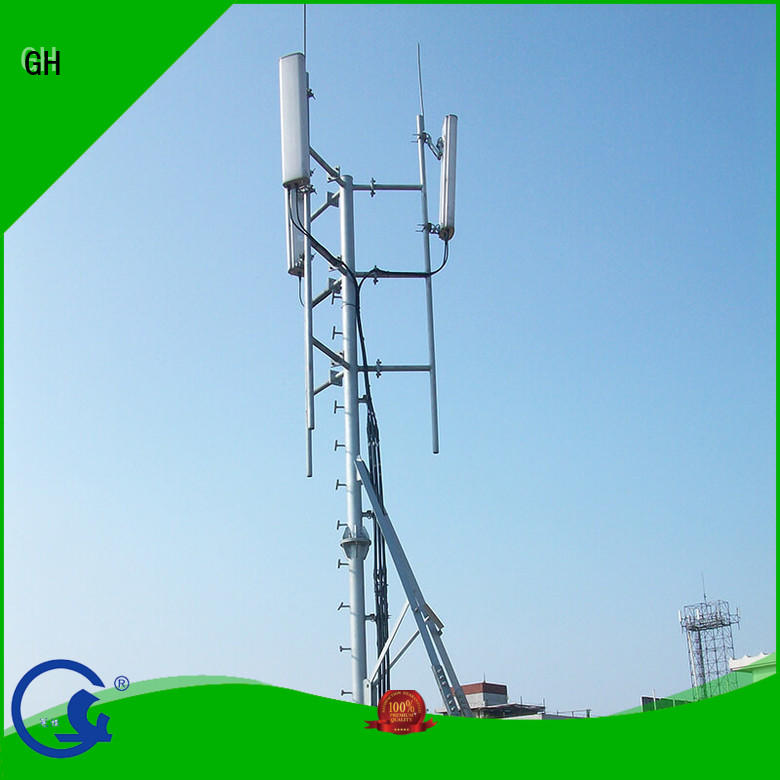 GH antenna support pole suitable for communication industry