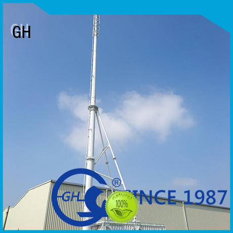 GH integrated tower systems communication system