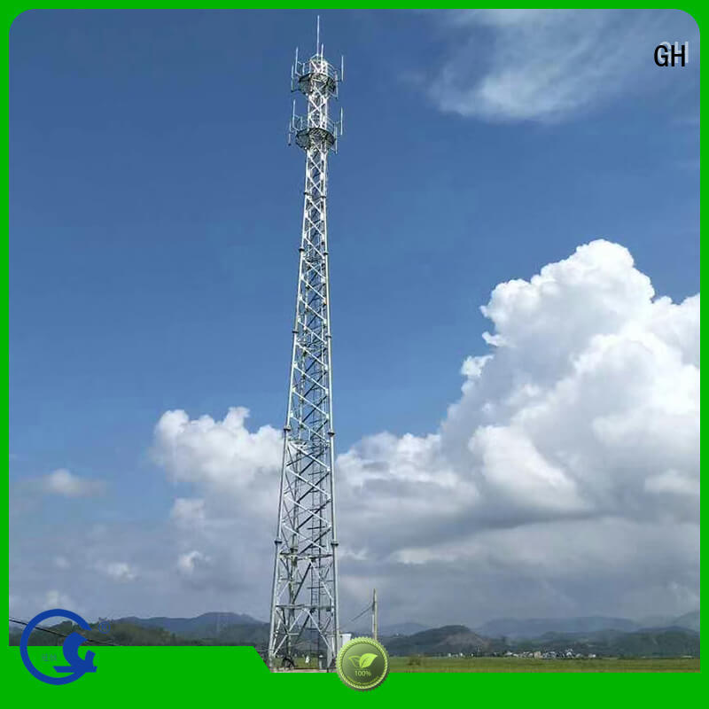 GH mobile tower suitable for telecommunication