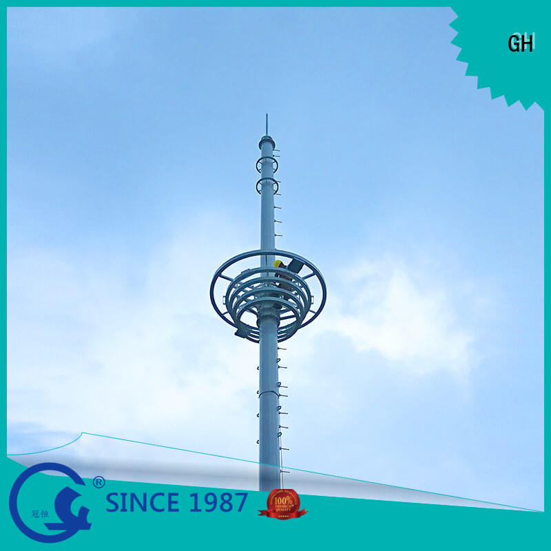 GH mobile tower excelent for communication industy