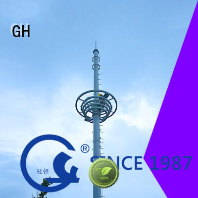 GH mobile tower ideal for comnunication system