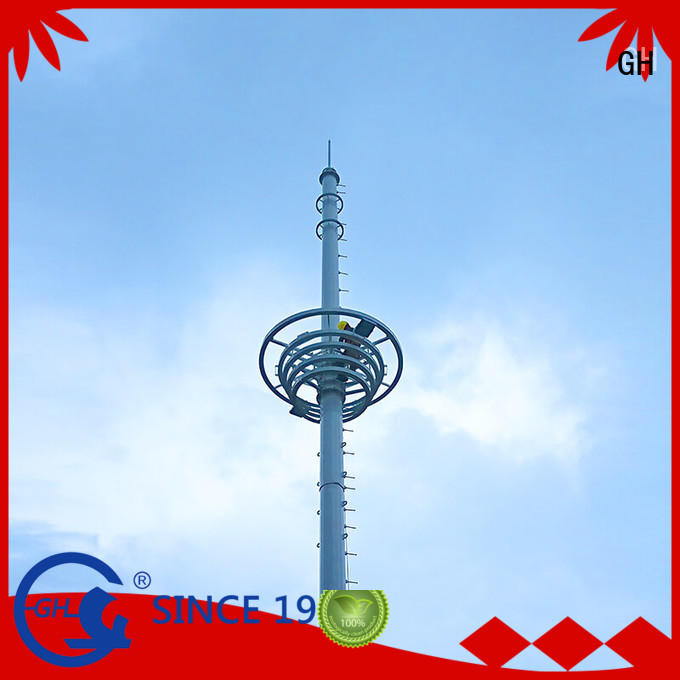 GH antenna tower suitable for comnunication system