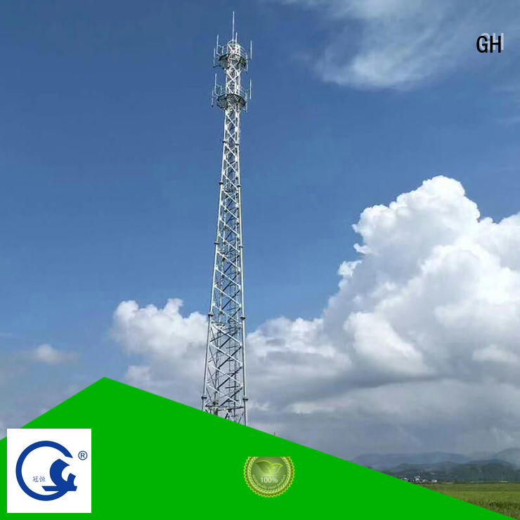 light weight antenna tower excelent for communication industy