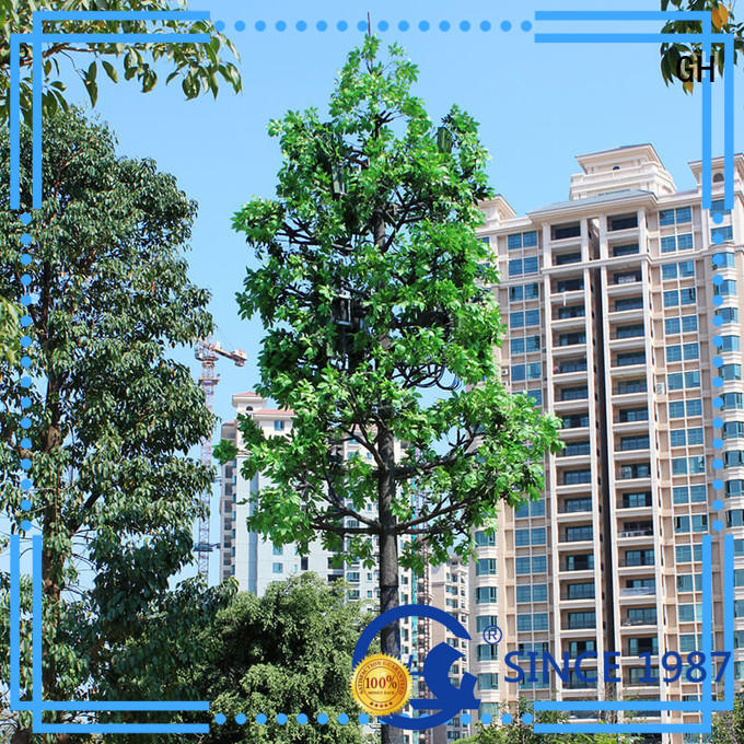 GH reliable cell phone tower tree with good quality for mobile phone signals