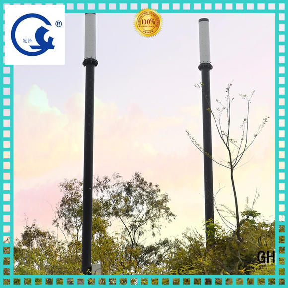 GH advanced technology smart street lamp suitable for