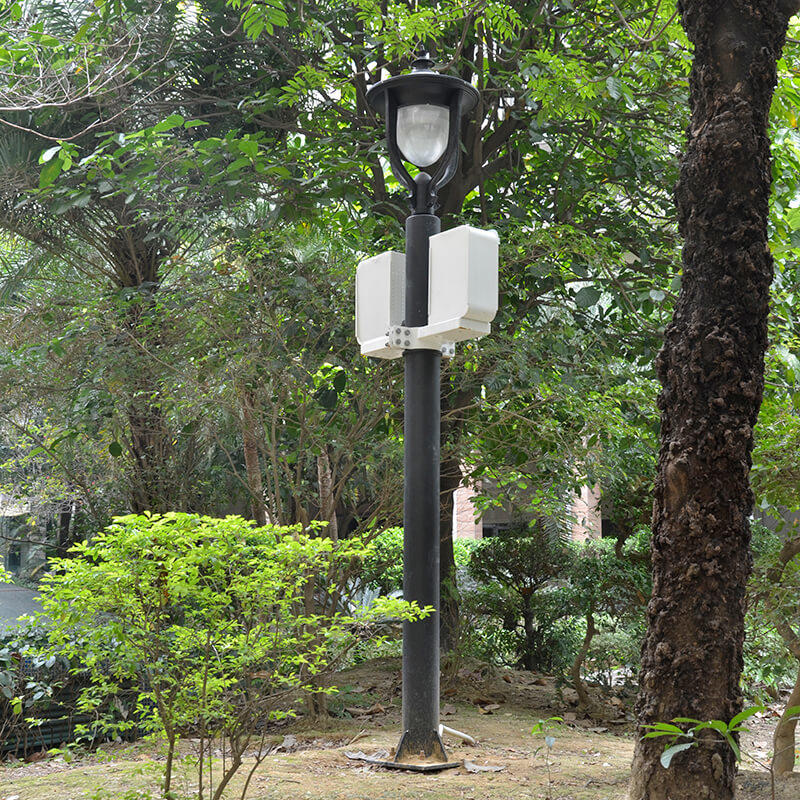 GH smart street light pole ideal for lighting management-2