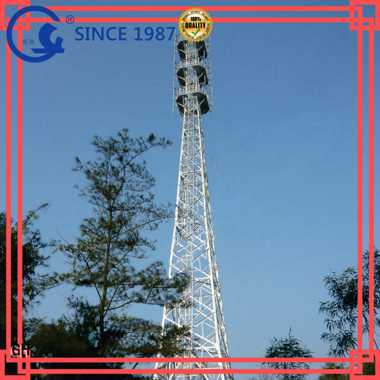 cost saving mobile tower excelent for communication industy
