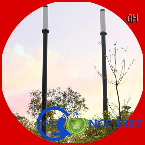 GH aumatic brightness adjustment intelligent street lamp cost effective for