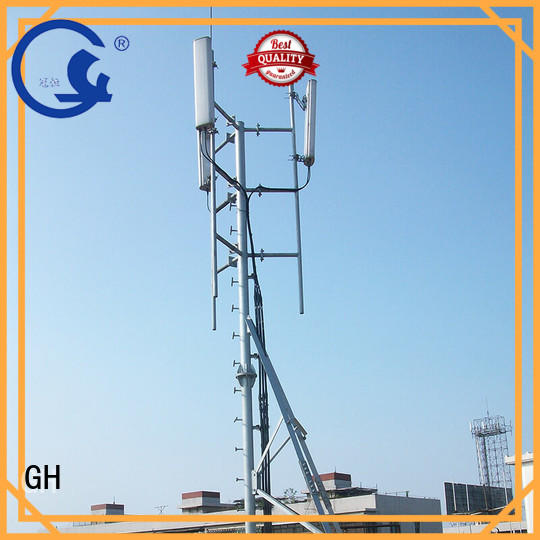GH stable roof tower ideal for communication industry