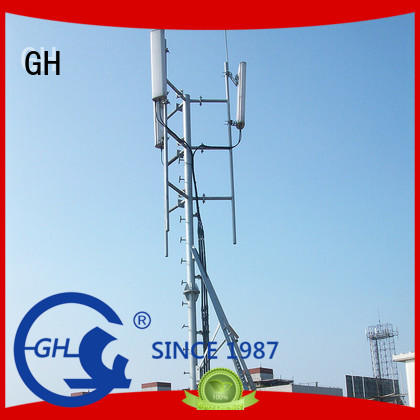 GH roof tower ideal for communication industry
