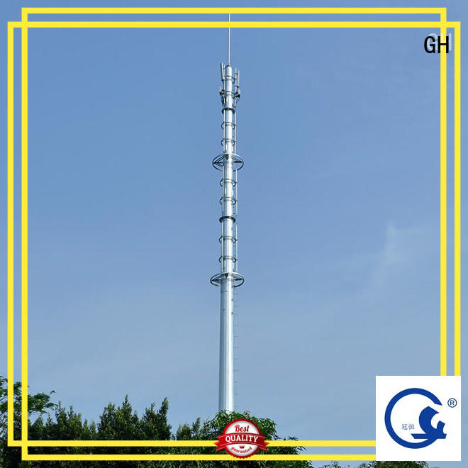 good quality antenna tower suitable for communication industy