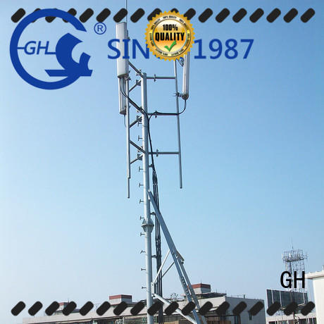 GH good quality roof tower with great praise for communication industry