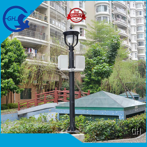 GH efficient intelligent street lamp ideal for