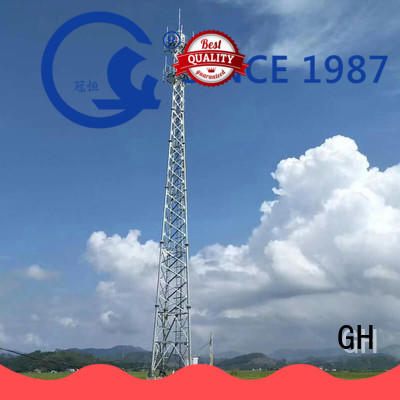 cell phone tower ideal for telecommunication GH