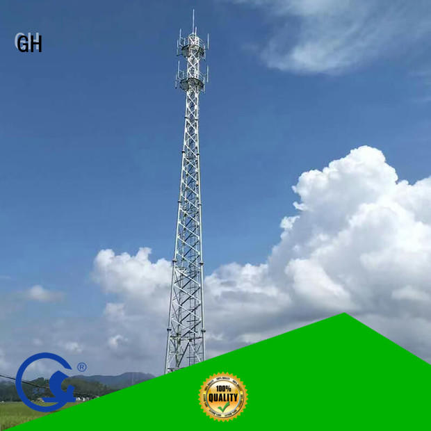 GH good quality cell phone tower suitable for communication industy