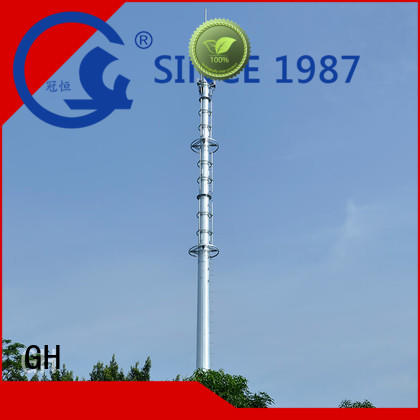 GH camouflage tower ideal for communication industy