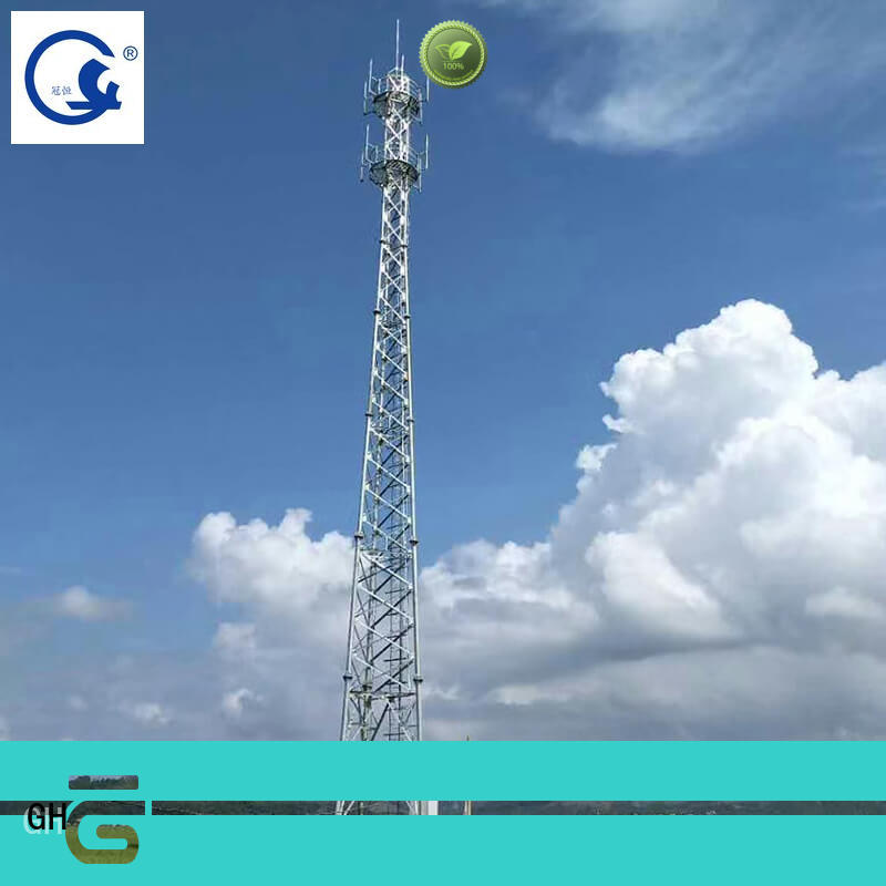 mobile tower communication industy GH