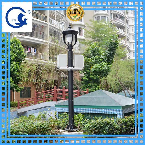 aumatic brightness adjustment intelligent street lamp suitable for public lighting