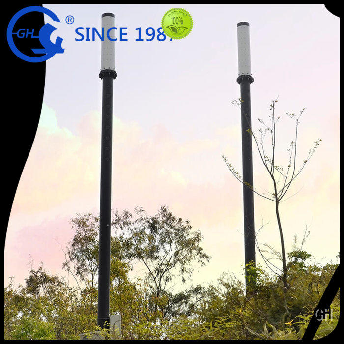 GH intelligent street lamp ideal for lighting management