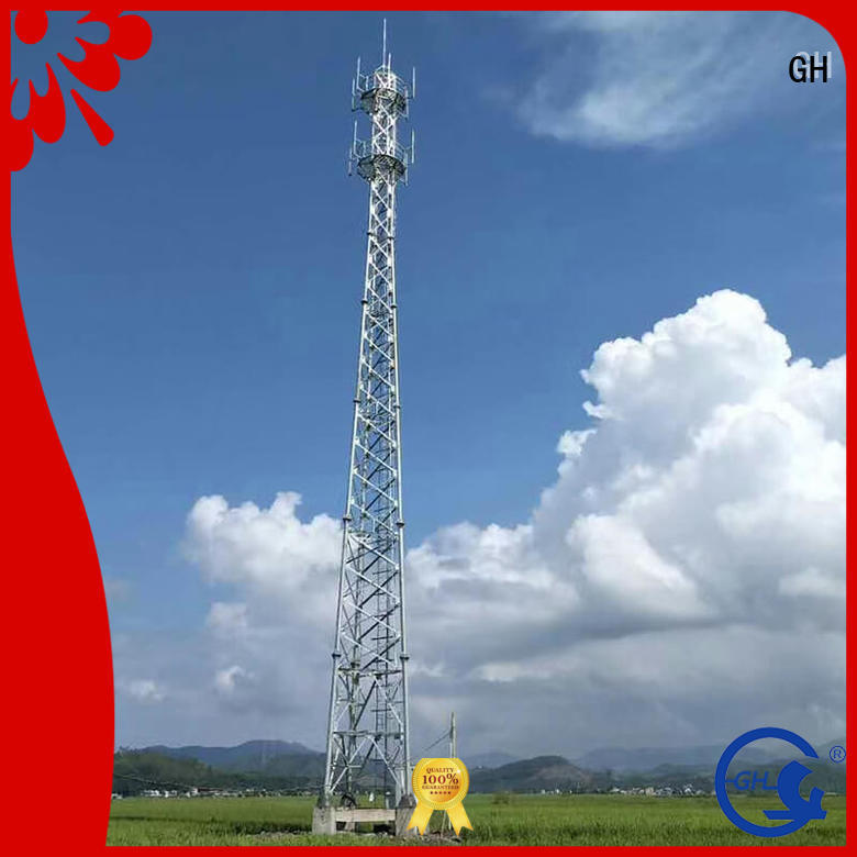 GH communications tower suitable for communication industy