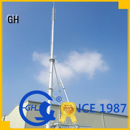 convenient assembly base station communication system