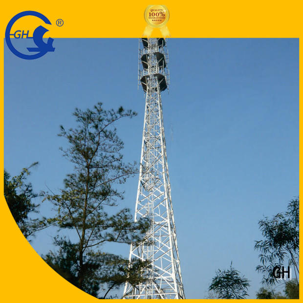 GH telecommunication tower ideal for telecommunication