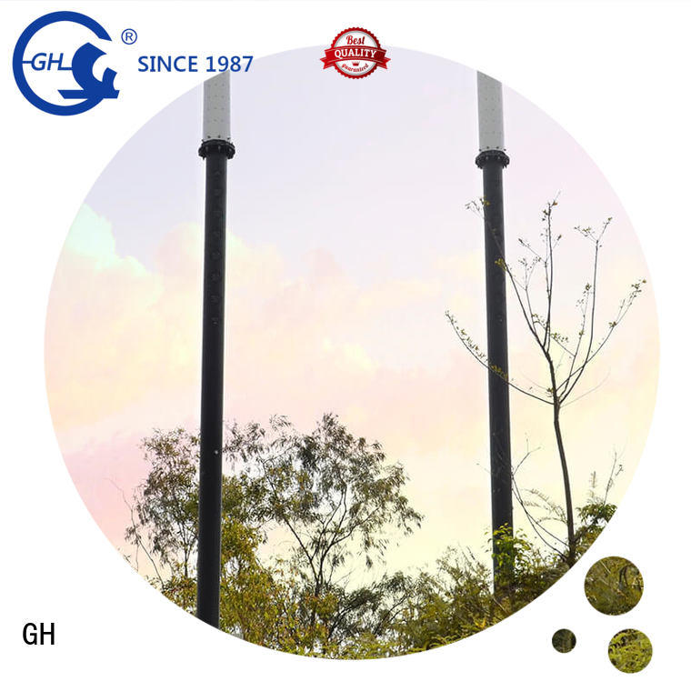 GH advanced technology intelligent street lamp cost effective for