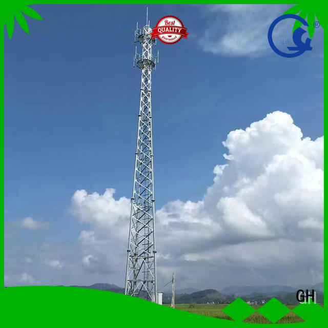 GH light weight telecommunication tower suitable for comnunication system