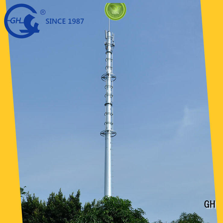 cost saving cell phone tower suitable for comnunication system