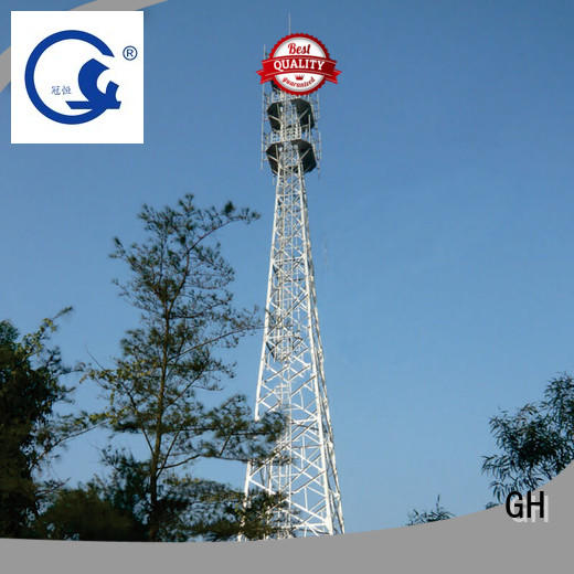 GH good quality camouflage tower ideal for comnunication system