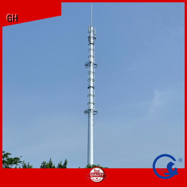 cost saving cell phone tower ideal for telecommunication